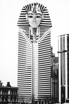 """A Photomontage by Scott Mutter -- """"Untitled (King Tut)"""" - Surrational Images Love Photography, Creative Photography, Children Photography, Perfect World, Photomontage, Time Travel, Surrealism, Egypt, Museum"""
