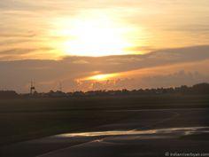 Sunrise, Sebastian Airport, Florida