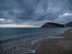 Night sea Sutamore Montenegro. Saharova.com