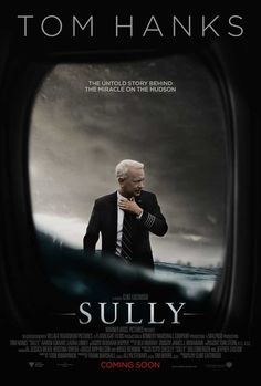 Sully (2016), movie poster