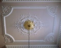 Beautiful ceiling design #ceilingmedallions #Plastering #ceiling
