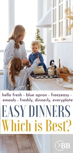 Hello Fresh vs Freshly? Or is something else better? Quick, cheap and healthy dinner ideas for any family who needs a break. Whether you're cooking for two, for kids, or you just need quick meals after a long day at work, we've covered all of the meal delivery options to make dinner simple after a long hard day. 15 Minute Meals, Quick Meals, Easy Dinners, Free Magazines, Meal Delivery Service, Blue Apron, Cooking For Two, Best Budget, Budgeting Tips