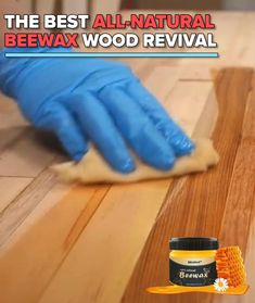 Furniture Care, Wooden Furniture, Furniture Makeover, Beeswax Furniture Polish, Bookcase Wall, Household Cleaning Tips, Pantry Design, Hobby Room, Homemade Tools