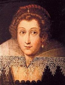 Barbara Sanseverino - Mistress to Vincenzo I Gonzaga di Mantova