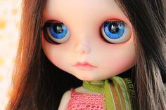ON SALE  Custom Blythe doll, Face up and Customized Blythe on Etsy, $231.05