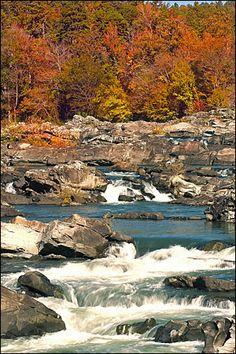 Cossatot River, AR