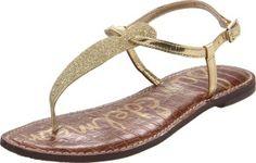Sam Eldman sandals - great for summer!