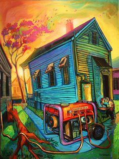 terrance osborne paintings -