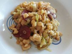 Crab Pasta Salad, Macaroni Salad, Gnocchi, Ethnic Recipes, Food, Diy, Pasta Salad, Pasta Salad, Do It Yourself