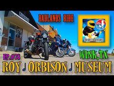 Badlands Texas - The Roy Orbison Museum - YouTube                              …