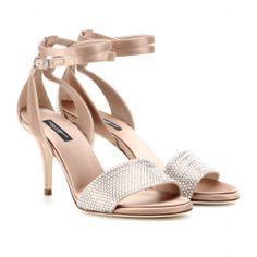 Verzierte Sandalen Bianca   Dolce & Gabbana