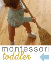 Great hands on, educational and interactive montessori ideas for each age group.  Good ideas for little kitchens and dressing stations, and bedrooms and reading areas...