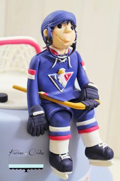 Hockey player-HC Slovan - Hokejista HC Slovan
