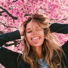 Beautiful Young Woman Surrounded By Flowers Insta Photo Ideas, Insta Pic, Pretty Pictures, Cool Photos, Selfie Foto, Madison Iseman, Outfit Trends, Foto Pose, Instagram Worthy