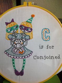 C is for conjoined