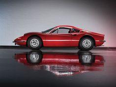 1969 Ferrari - Dino 206 GT   Classic Driver Market