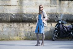 Street Style: Over 150 Wildly Stylish Looks From Paris Fashion Week