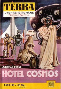 Terra Utopische Romane Science Fiction 163 (1961)