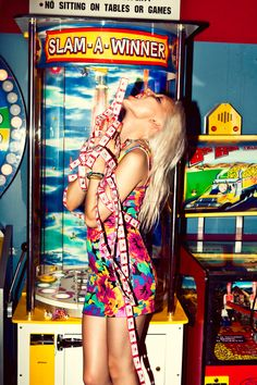 MINKPINK New Campaign - SPARE ME YOUR GUTTER MOUTH