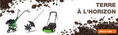 Terre à l'horizon :) http://www.rotopino.fr/de-quoi-le-sol-a-t-ilbesoin,st53.html #jardin #jardinage #motoculteur #cultiver #rotopino #scarification