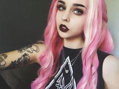 @foxfell On Instagram  #scene #hair    #pretty #alternative #girls