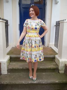 This is the cutest dress ever.
