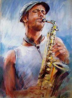 - Le Saxophoniste