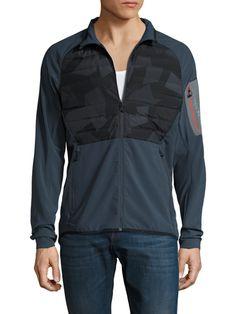 M Camo Hybrid Jacket