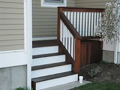 Porch refinish by Highline Carpentry