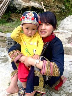Stay with the Texile Tribes of Vietnam at a Red Dao hill tribe homestay in Ta Phin Sapa. http://hauteculturefashion.com/