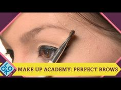Because people need to know how to do their own eyebrows.  I'm sick of seeing ridiculously skinny and super far apart brows!!    Perfect Brows: Makeup Academy with Keiko Lynn