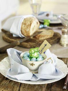 Last-Minute-Bastelideen zu Ostern