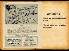Makeup-Revlon Ad