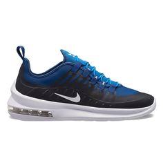 huge discount 63278 ae75b Nike Air Max Axis Mens Sneakers, Blue Nike Air Max, Chaussures De Sport  Pour