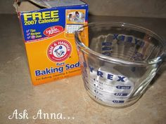 How to clean the inside oven window - just leave baking soda & water paste on for 15 minutes and wipe clean.... *** just tried this and it works like MAGIC and my oven door had tons of baked on grime! ***