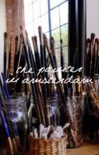 the painter in amsterdam :: chanbaek :: one shot by miaoulity