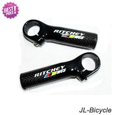 Specials!New Full Carbon Fiber Bicycle Bar Ends Handlebar MTB/Road Bike Bar End Superlight 115g $18.99