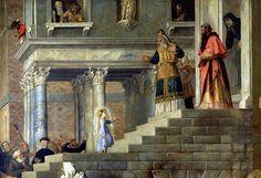 Presentation titian - Presentation of Mary - Wikipedia, the free encyclopedia