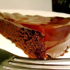 """Flourless Chocolate Cake II     """"So delicious and so, so simple. Baking is not my strongest talent, but this dessert made me feel like my kitchen belonged in a fancy restaurant."""""""