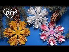 СНЕЖИНКА 3D из фома МК/Foam Christmas tree decorations/РАР Enfeites de espuma para árvores de natal - YouTube Foam Christmas Ornaments, Felt Ornaments, Christmas Tree Decorations, Christmas Crafts, Foam Sheet Crafts, Foam Crafts, Paper Crafts, Diy Crafts, Christmas Time