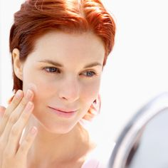 7 At-Home Clear Skin Solutions | Women's Health Healthy Living Blog: Be Beautiful from the Inside Out