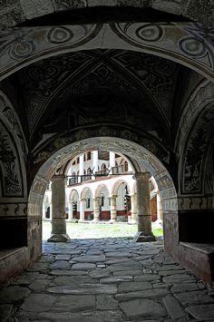 Rila Monastery, Bulgaria | Flickr - Photo Sharing!