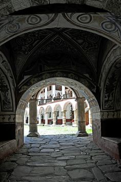 Rila Monastery, Bulgaria | Flickr - Photo Sharing!