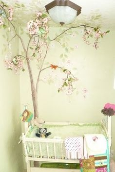 Sk Sartell Loveeeee Fairy Nursery Woodland Forest Baby Rooms