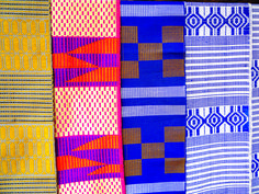 Ghanaian Kente cloth is known across the world for its lively colours and quality fabric. Buying can be a minefield, here Nicola Knight offers some expert tips,