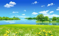 Top quality Nature wallpaper Pictures & Wallpapers, gathered by our Team just for your Background for Free. Natur Wallpaper, Nature Desktop Wallpaper, Best Nature Wallpapers, Background Hd Wallpaper, Summer Wallpaper, Beautiful Nature Wallpaper, Landscape Wallpaper, Scenery Wallpaper, Background Pictures