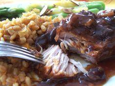 pork tenderloin recipe, pork in crock pot, pork with cranberry sauce, crock pot recipe