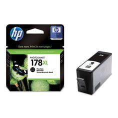HP 178XL CB322HE Black