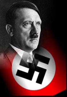 Hitler - suástica