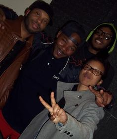 """""""The Lounge"""" Crew...#RAMNATIONS STATION FOR HIP HOP AND R"""